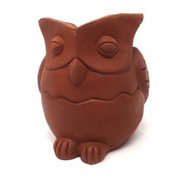 Owl shaped pot (s)
