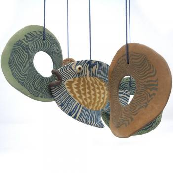Wind chime Fish & Coral...