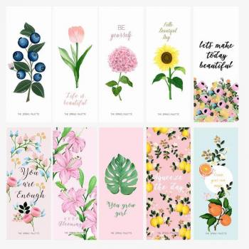 Bookmark (Set of 10)